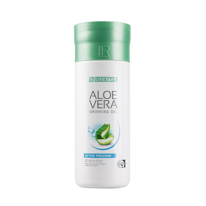 LR LIFETAKT Aloe Vera Drinking Gel Active Freedom 1000 ml