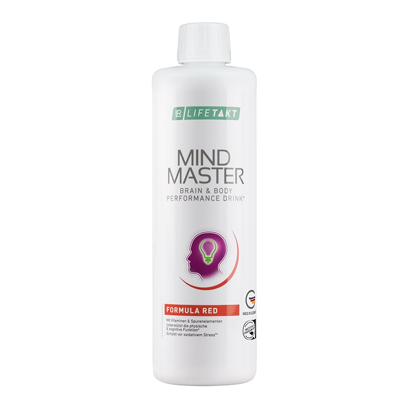 LR LIFETAKT Mind Master Formula Red 500 ml