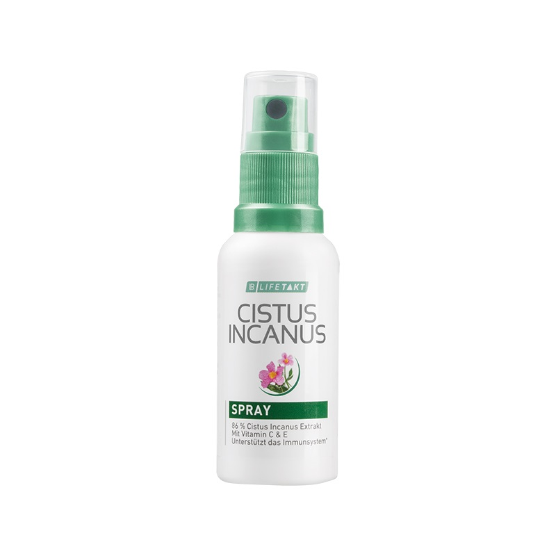 LR LIFETAKT Cistus Incanus Ústní Spray 30 ml