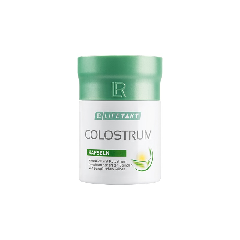 LR Colostrum Compact 60 cps.