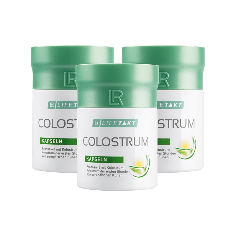 LR Colostrum Compact 3 x 60 cps.